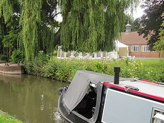 The Stratford Upon Avon Canal lock, Lowsonford